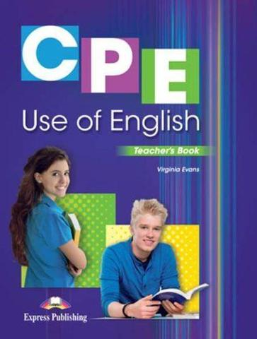 cpe use of english 1 teacher's book - книга для учителя