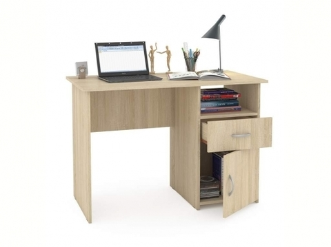 Компьютерный стол Комфорт 11 СК Моби дуб сонома