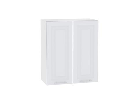 Шкаф верхний с 2-мя дверцами 600 Ницца Royal (Blanco)