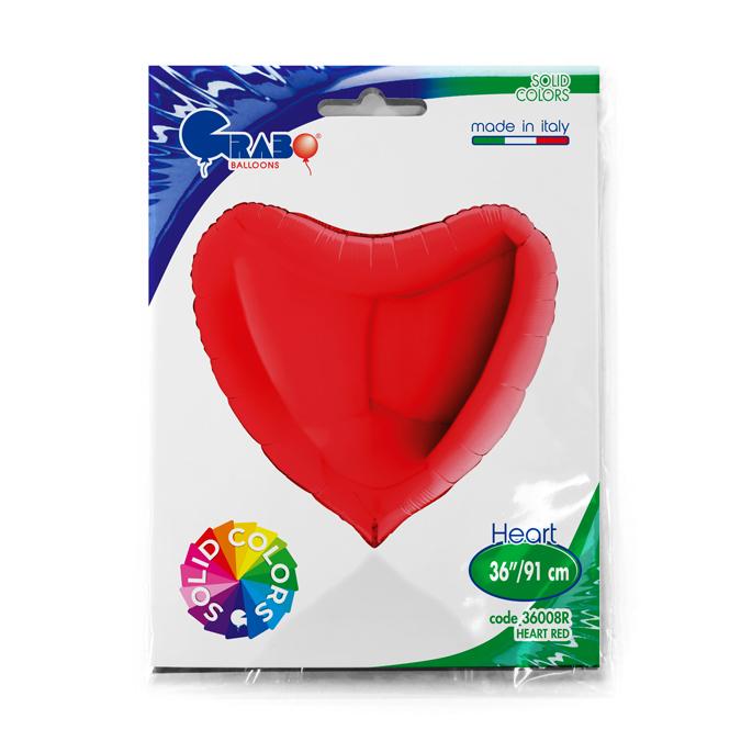 Г Сердце Красный, 36