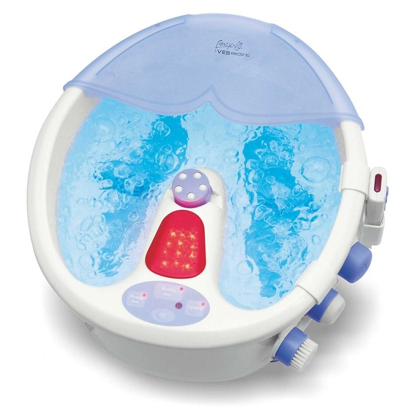 Ванночка для ног с педикюрным центром и ИНФ-лампой Ves DH 77