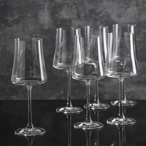 Набор бокалов для вина «Экстра»,460мл
