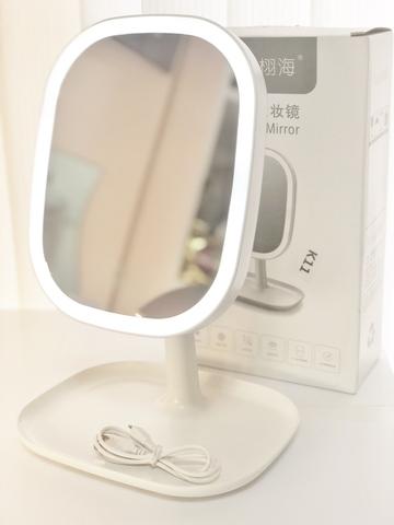 Зеркало с подсветкой (LED Smart Mirror) 28х17