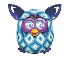 Hasbro Игрушка Интерактивная Furby Boom Солнечная волна -