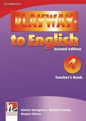 Playway to English (Second Edition) 4 Teacher's...