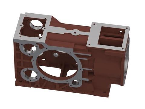 ZS1100 Блок двигателя