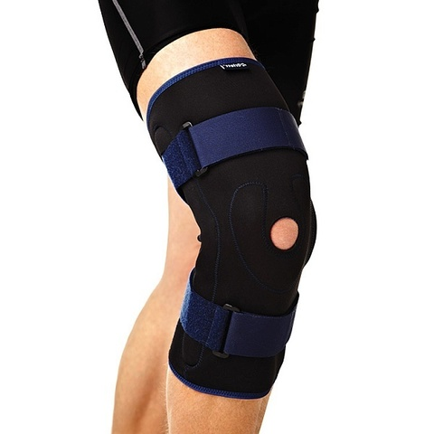 Ортез Orlett на коленный сустав с полицентрическими шарнирами RKN-202