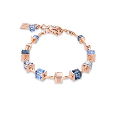 Браслет Blue 4996/30-0700 цвет синий, золотой