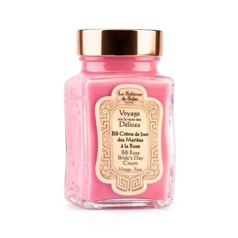 La Sultanе De Saba ВВ крем Невесты с розой для лица BB Rose Bride's Day Cream