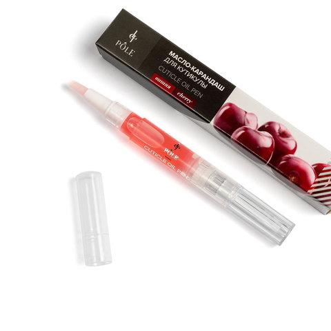 Масло-карандаш для кутикулы POLE (вишня) 5 мл.