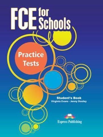 FCE for Schools student's book - учебник (2012 год)