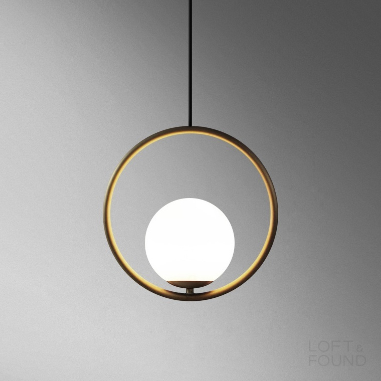 Подвесной светильник Hoop