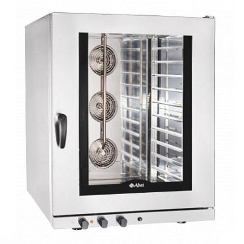 Печь конвекционная ABAT КЭП-10, 865х895х1150 мм,  15,5 кВт  (нерж.)