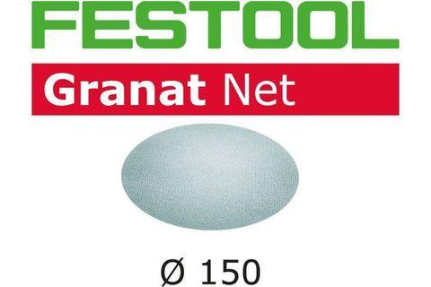 Шлифовальный материал на сетчатой основе Granat Net STF D150 P120 GR NET/50