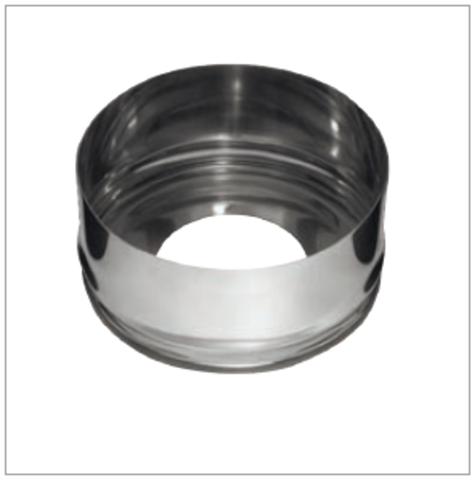 Заглушка с отверстием (430/0,5мм) Ф150x210