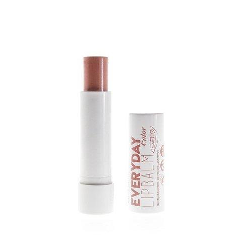 PuroBio - Бальзам для губ ежедневный уход оттеночный 5мл / Everyday Colour LIPBALM