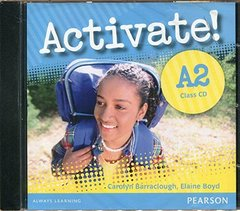 Activate! A2 Cl CD !!