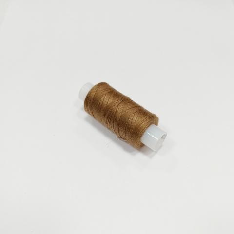 Нитки швейные 40ЛШ. Цвет Светло-коричневый