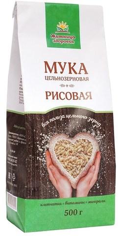 Мука Рисовая, 500 гр. (Житница здоровья)