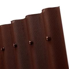 Ондулин Лист Смарт 950х1950мм коричневый