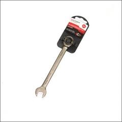 Рожково-накидной ключ с трещеткой СТП-956 (15-19мм)