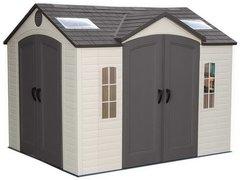 Пластиковый сарай-гараж LifeTime 10x8