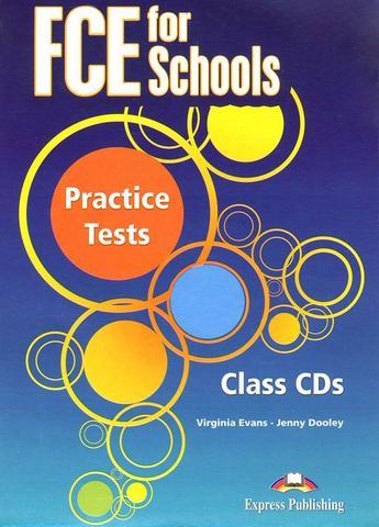 FCE for Schools audio cd (2012 год)