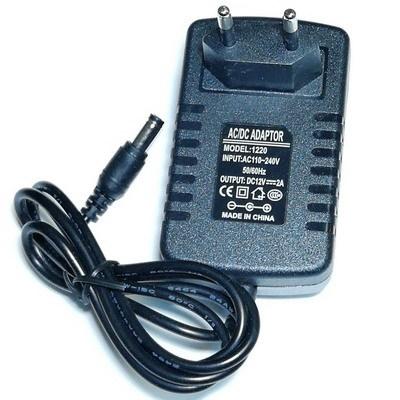 Адаптер питания AC/DC, 12В, 2А