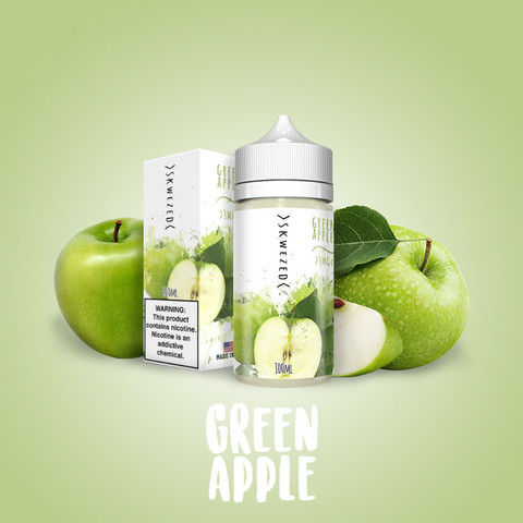 Жидкость Skwezed 100 мл Green Apple