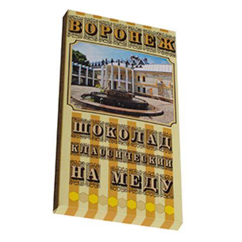 Шоколад Классический на меду, 93гр., (Дизар)