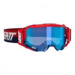 Очки Leatt Velocity 5.5 красно - синяя с линзой 52%