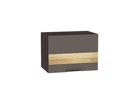 Шкаф верхний горизонтальный 500 Терра D (Смоки Софт)