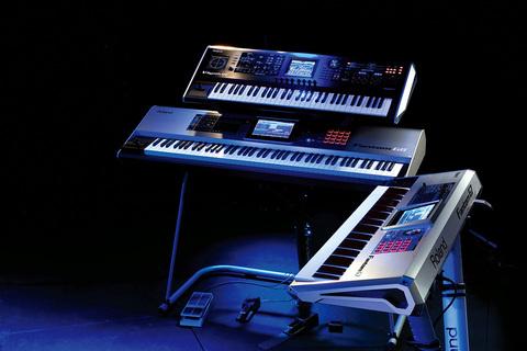 Аксессуары Roland KS-G8 (стойка для RD-800 и RD-300 NX)