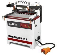 Одноблочный сверлильно-присадочный станок ALTESA Multimat 21