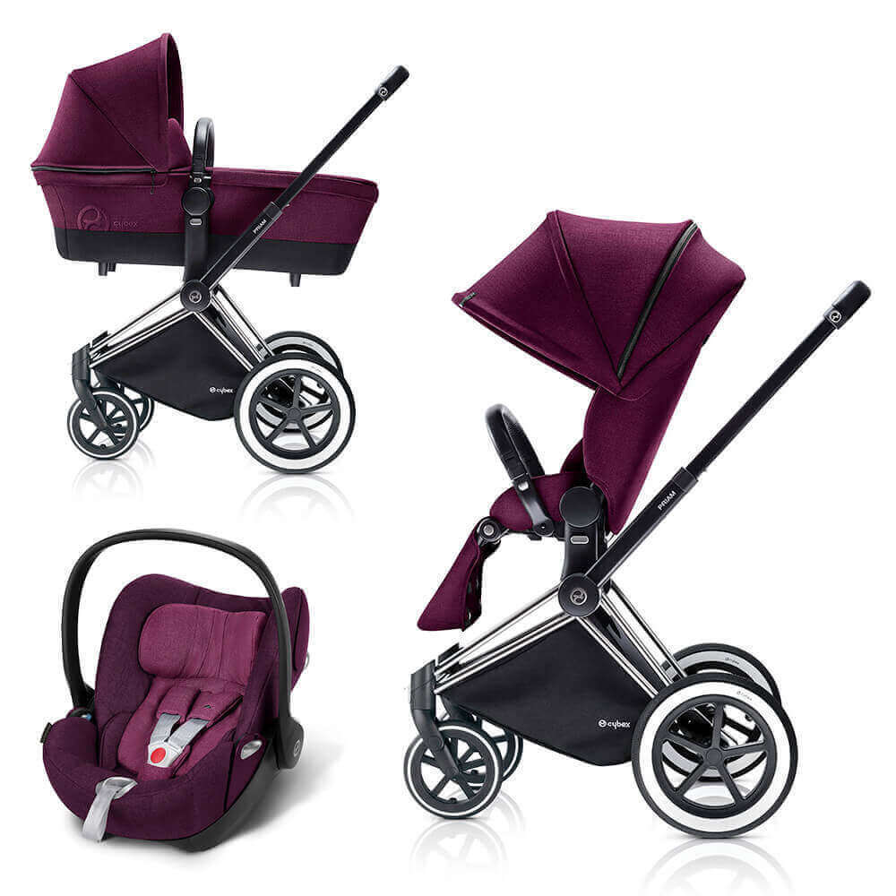 Цвета Cybex Priam 3 в 1 Детская коляска Cybex Priam Lux 3 в 1 Mystic Pink шасси Chrome/All Terrain cybex-priam-cloud-mystic-pink-all-terrain__1_.jpg