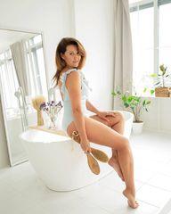 Щетка для сухого массажа, лимфодренажный массаж, МЯГКАЯ (натуральная щетина, массажная ЧУДО - щетка), для тонкой чувствительной кожи Beauty365 (Beauty 365, Бьюти365, Бьюти)