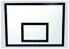 Щит баскетбольный фанерный 18мм, 1200х900 мм.