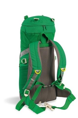 Картинка рюкзак туристический Tatonka Wokin Lawn Green - 2