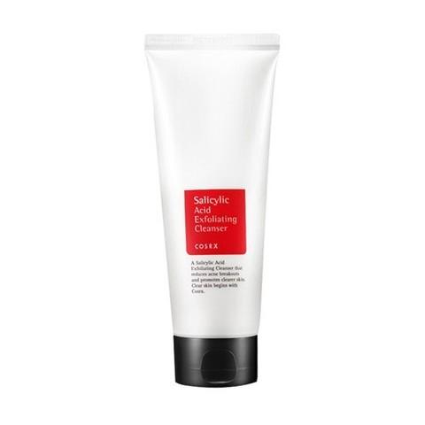 COSRX Salicylic Acid Daily Gentle Cleanser пенка от акне 150 мл