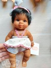 Кукла-пупс Флори, 21 см, Paola Reina