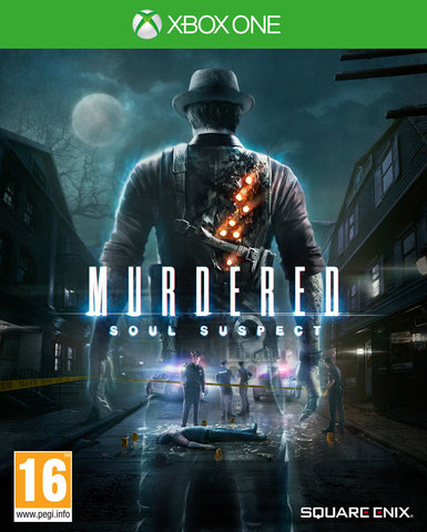 Murdered: Soul Suspect (Xbox One/Series X, русская версия)