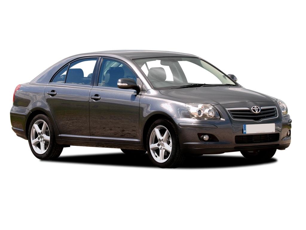 TOYOTA Avensis 2002-2009