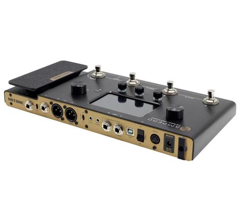 Hotone Ampero напольный гитарный процессор