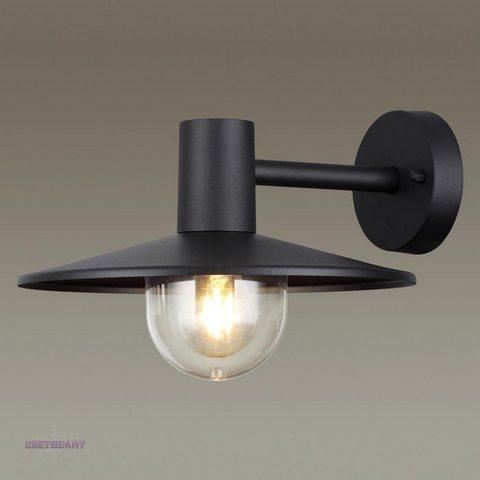 Ландшафтный настенный светильник 4833/1W серии FURCADIA