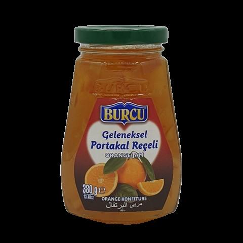 Джем Апельсин BURCU, 380 гр