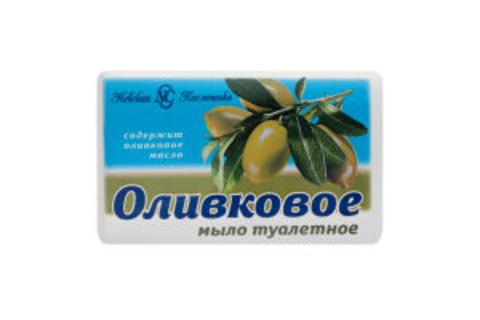 """Мыло """"Невская косметика"""" Оливковое 90г"""