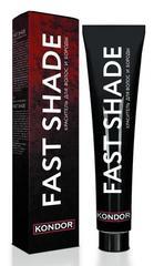 KONDOR «FAST SHADE» Краситель для волос и бороды, тон 5 - тёмный русый 60мл