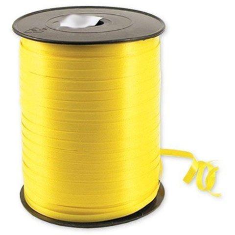 Лента 5ммХ500м желтая