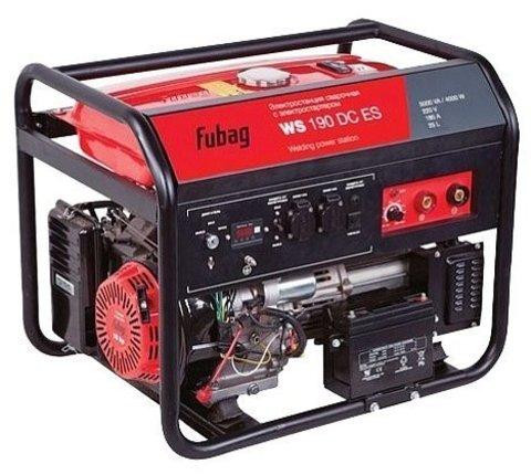 Кожух для бензиновой электростанции Fubag WS 190 DC ES