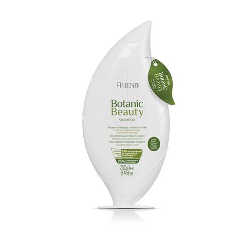 AMEND | Органический Anti Age шампунь  для волос  с экстрактом Жасмина и маслом Моринги, (250 мл)